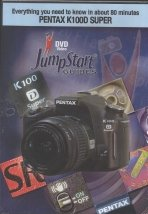 Pentax K100D Super JumpStart Guide (TUTORIAL DVD) (K100d Digital Pentax)