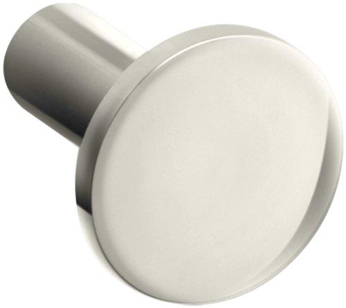 rist Cabinet Knob, Vibrant Polished Nickel ()