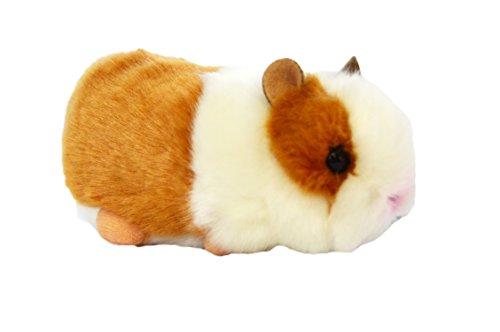 Kingdom Kuddles Golden Plush Hamster Henry-Stuffed Animal