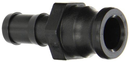 Banjo 075E Polypropylene Cam & Groove Fitting, 3/4 Male Adapter x Hose Shank