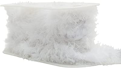"""Wrights Feather Boa (1.50"""" x 10 Yards) - in your choice of colors"""