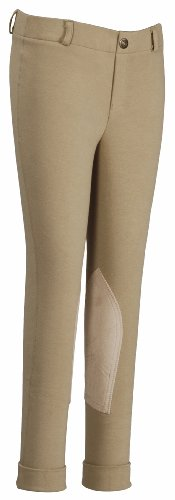 TuffRider Girl's Starter Low Rise Pull-On Jods Breech