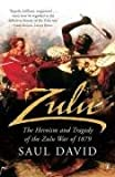 Front cover for the book Zulu by Saul David
