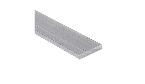 """T6511 Mill Stock 6061 Plate 1//4/"""" x 6/"""" Aluminum Flat Bar 4/"""" Length 0.25/"""""""