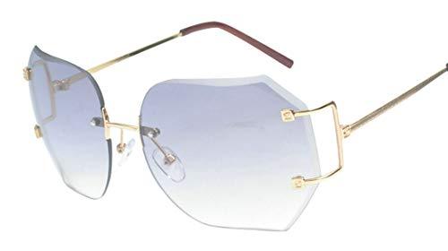marée de mode irrégulières soleil ultraviolets anti JYR lunettes Unisexe Couleur6 HD lunettes lunettes Polaroid soleil de fnSY4