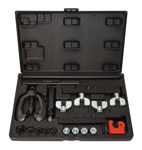 Horizon Tool Inc 82900 Double And Bubble Flaring Tool Kit Metric And Sae (Kit Flare Bubble)