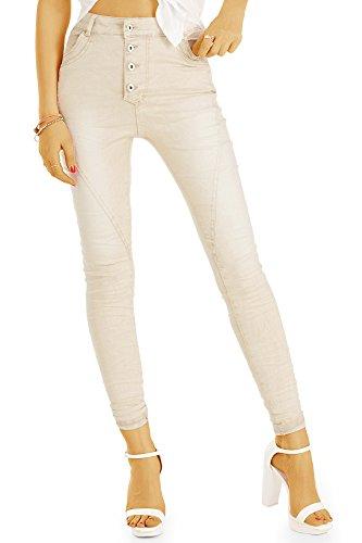 Bianco Jeans Naturale Bestyledberlin Skinny Donna wxzOZxqXR