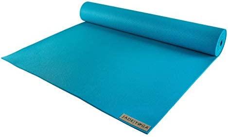 Jade Harmony - Esterilla de Yoga, 173 cm, Azul Electric