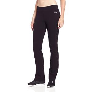 Spalding Women's Slim Fit Pant, Black, Large