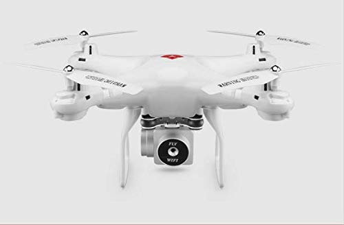 White aerial photography 360p GCMT Remote Drone And Beginner 3 Speed Air Pressure Fixed 4 Axis Gyro 1080P Hd Camera Voice Control Aircraft Headless Mode 3 color One Key Return App Control Best Choice,Black, No Aerial Photography