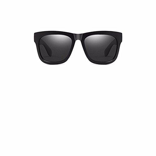 fbb677ac3a LXKMTYJ Men'S Vintage Marea Coreano Ms Gafas De Sol Polarizadas Gafas De  Conductor De Conducción,