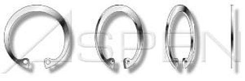 DIN 472 Internal Retaining Rings 20 pcs Metric Stainless Spring Steel M26