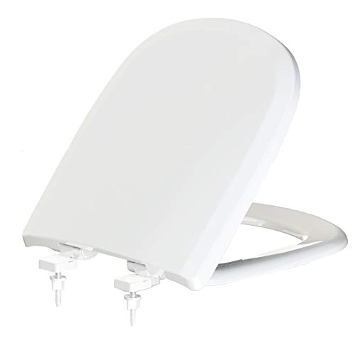 Assento Sanitário Plastico Etna Branco Tupan Icasa