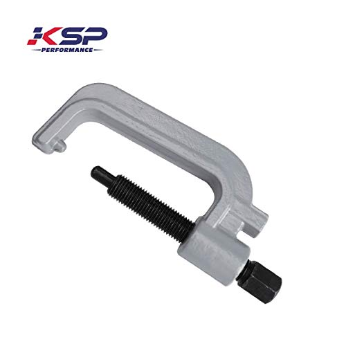 KSP Torsion Key Bar Removal Unloading Tool Forged Steel for Chevy GMC Ford Dodge Silver Grey