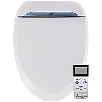 Biobidet Prestige Bb 800 Elongated White Bidet Toilet Seat