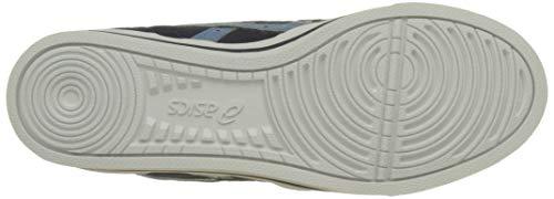 grau Aaron Provincial Blau 5842 Sneaker Asics Blue Peacoat Herren Ytn5g