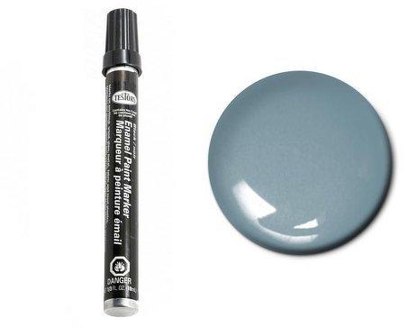 Testor's 2538C 1/3 Fl Oz Gray Gloss Enamel Marker