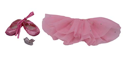 American Girl - Pretty Pink Tutu Set for Dolls - Truly Me 2015