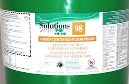 Enviro-Solutions 98 Green Certified Floor Finish 4-1 Gallon by Enviro-Solutions