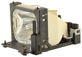 Replacement for HITACHI MVP-3530 LAMP & HOUSING Projector TV Lamp Bulb
