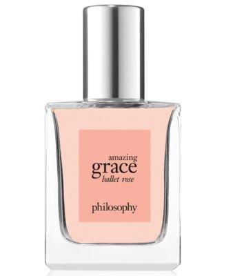 Amazing Grace Ballet Rose Eau de Toilette, 0.5 Ounces