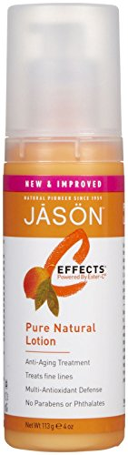 Jason C Effects Pure Natural Lotion 4 oz (Best Vitamins For 27 Year Old Woman)
