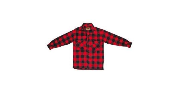Diseño a cuadros camisa Canadian Wood Cutter extra dura a ...
