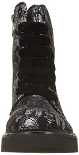 098 Combat MARCO Schwarz 25239 Black 21 2 TOZZI Comb 098 Damen 2 Boots RxUUw0Yc1q