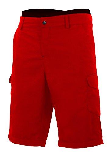 - Alpinestars Men's Rover Shorts, Red, Size 30
