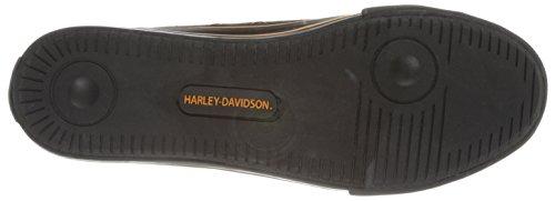 Harley-davidson Mens Roarke Casual Schoen Zwart