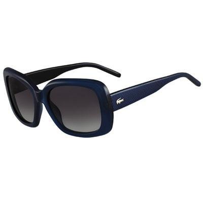 Lacoste - Gafas de sol - para mujer Azul azul: Amazon.es ...