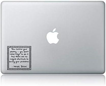 Merida Disney Decal Vinyl Sticker for Car Wall or Laptop