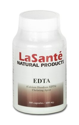 dium EDTA 100 Caps by LaSante Research Labs Natural Products (Edta Calcium)