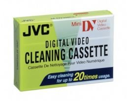 JVC Mini DV Head Cleaner Cleaning Cassette For Camcorders Excellent Performance High Quality