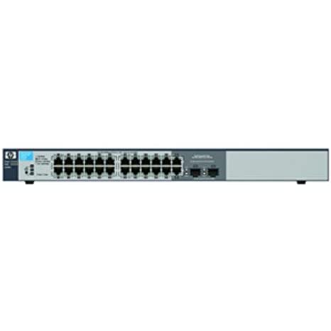 HP Procurve 1810G-24 Switch (J9450A)