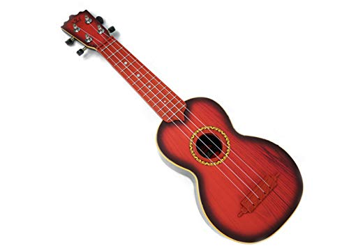 NBD Corp Classic Ukulele Summer Party - Kids Ukulele is Great Gift for Children and Beginners, This Musical Instrument is a Great Guitar for Kids or Grownups who Want to Learn to Play Music.