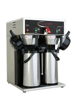 Grindmaster B-DAP Precision Brew Coffee Brewer for Airpots dual brewer 2.2 and