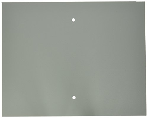 Wiegmann SCF0608 Painted Steel Flush Mount Cover Only for SC-Series Enclosures, 10