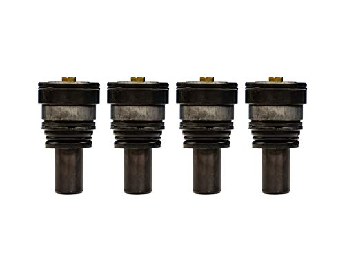 SuperATV Heavy Duty Replacement Ball Joint for Polaris RZR XP 1000/4 1000 / High Lifter/Trails and Rocks (See Fitment) - Set of 4 - Replaces OEM 7081867 and 7082275