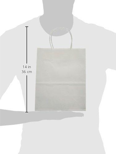 blanca CIN202 Bolsa 10 regalo Kraft de medio Cindus x4wYqapp
