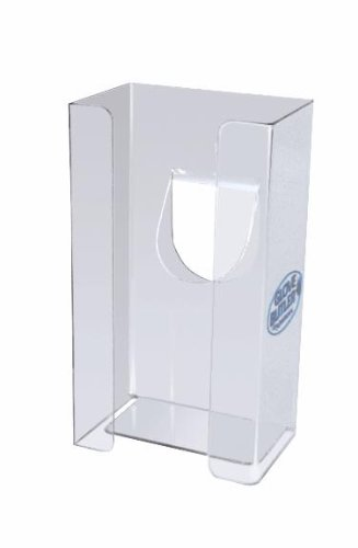 (MDS191096 - Clear PETG Plastic Glove Dispensers)