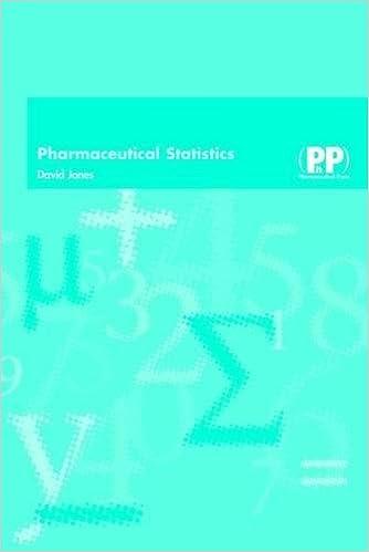 Pharmaceutical statistics 9780853694250 medicine health pharmaceutical statistics uk ed edition fandeluxe Choice Image