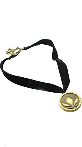 Princess Anna Coronation Medallion Black