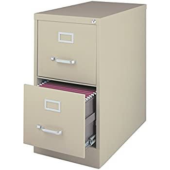 Magnificent Amazon Com 2 Drawer Commercial Letter Size File Cabinet Download Free Architecture Designs Embacsunscenecom