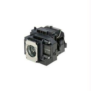 - Epson ELPLP58 - Projector lamp - E-TORL UHE - 200 Watt - 4000 hour(s) (standard mode) / 5000 hour(s) (economic mode) - for Epson VS200, EB S10, W10, W9, X9, x92, EX 3200, 5200, 7200, PowerLite 12XX, S9, W10, X10