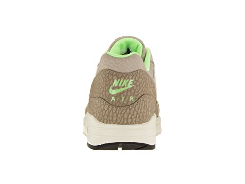 Nike Mens Air Max 1 Prm Loopschoen String / String-desert Camo-ghost Green