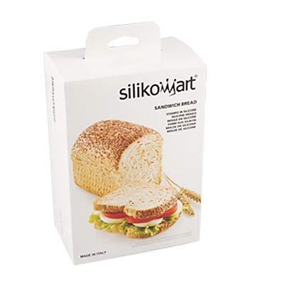 Silikomart Sandwich Bread Silicone Loaf Mould