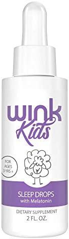Wink Naturals Drug Free Melatonin Formulated product image