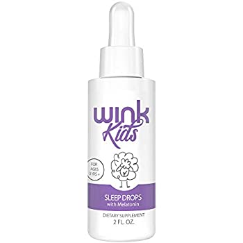 Amazon.com: Wink Naturals Kids Sleep Melts, Natural Sleep Aid ...