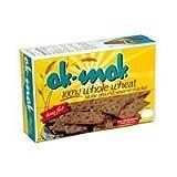 Ak Mak Bakeries Armenian Cracker Bread - 2 per pack -- 180 packs per case.